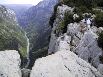 Le Grand Canon du Verdon: Europe's largest canyon