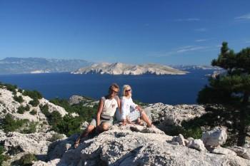 Islands and peninsulas of Croatia