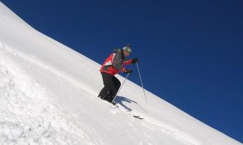 Solden: Dreimal Gletscher, Gulaschsuppe mit zwei wurst, 1 m Schnaps – EUR 18.-