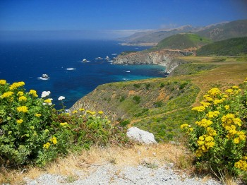 Hwy-1: California First road – 400 picturesque miles by Pacific ocean
