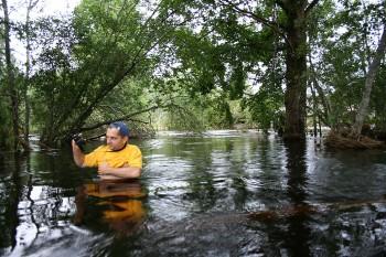 L. Jugla gets highest water level in history