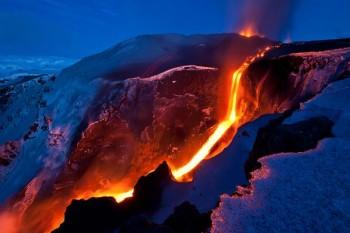 Eyjafjallajökull volcano, Iceland