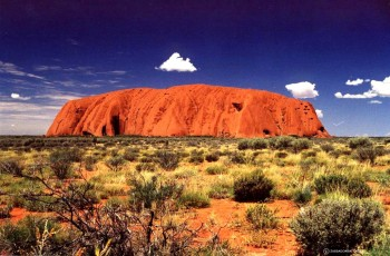 Uluru or Ayers Rock, Australia
