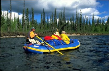 Yukon-Charley Rivers NP, Alaska, U.S.
