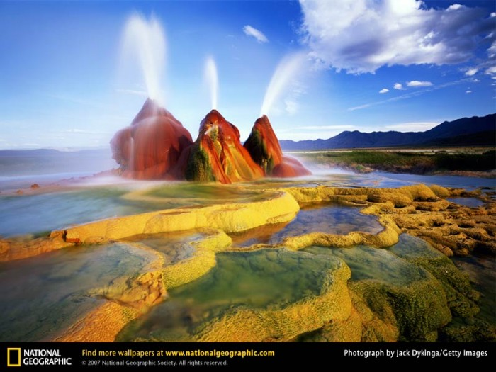 Best Nature Places To Visit In Nevada