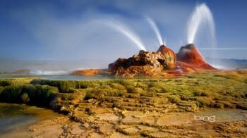 Black Rock Desert, Nevada, U.S.
