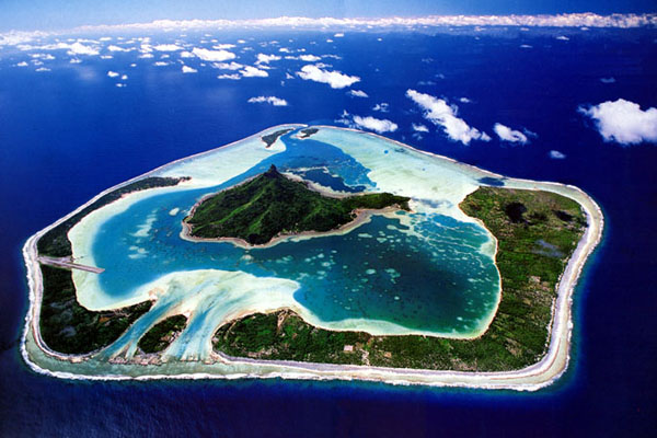 Maupiti French Polynesia Top Travel Destinations