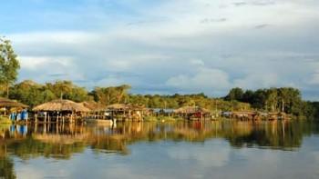 Orinoco River delta, Venezuela