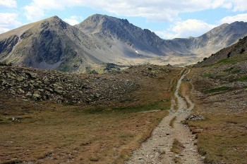 Haute Route Pyrenees (HRP) trekking, Spain and France
