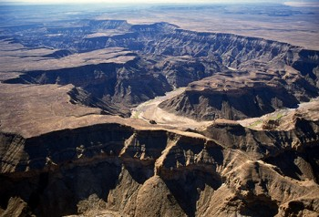 Fish River Canyon trek, Namibia