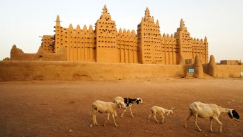 Timbuktu – old trade and university town in Sahara desert, Mali