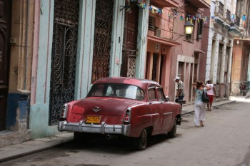 Old American cars of Cuba (latest travel report)