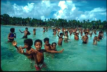 Trobriand Islanders