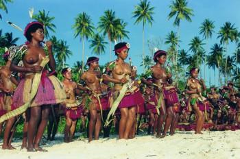 Trobriand Islands, Papua New Guinea