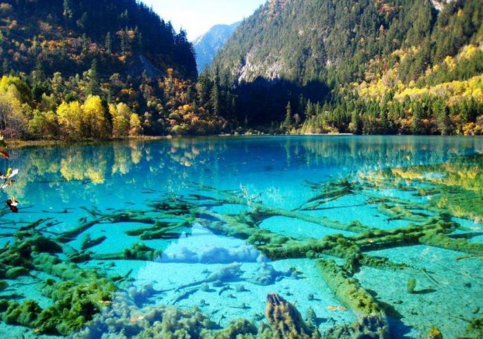 les_plus_beaux_lacs_du_monde_Parc_National_jiuzhaigo_Chine