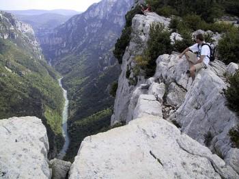 Le Grand Canon du Verdon: Europe's largest canyon