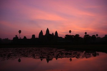 Angkor temples – 7th wonder of the World
