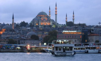 Istanbul during Ramazan – the most sacred month for Muslims