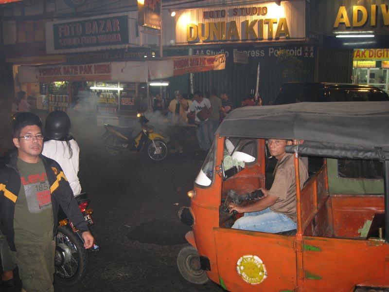 Jakarta: metropolis of Indonesia