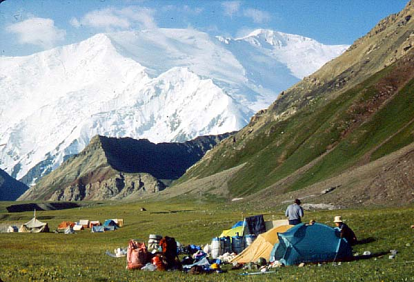Pamirus: after few years our expedition returns to Lenin peak, 7134 m