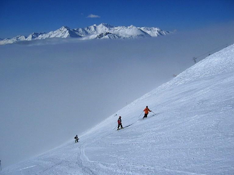 Alps of Tirol: St. Anton