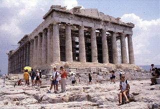 Greece: how to travel Greece in few friends company