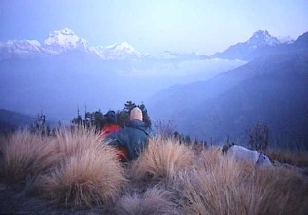 Jomsom trek, Nepal Himalayas: tea house trekking