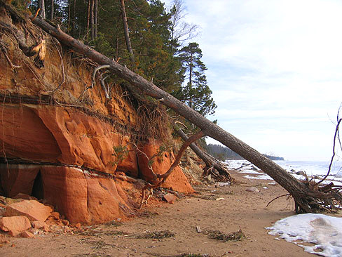 Red Rocks, Vidzemes Area