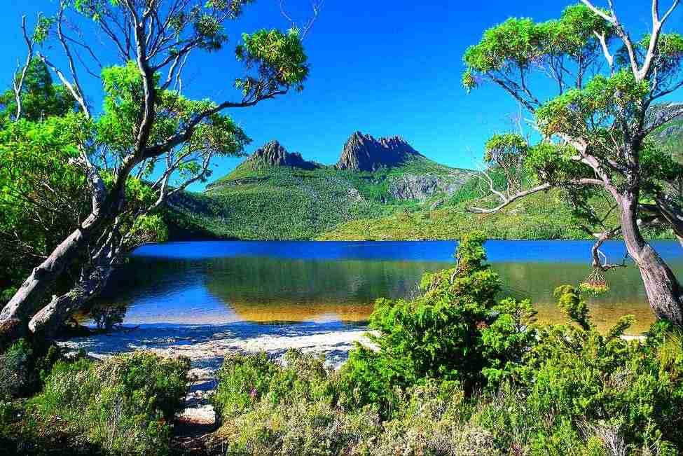 Tasmania trekking, Australia