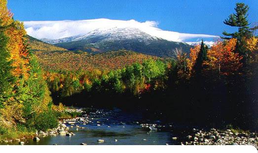 Appalachian Trail: Mt Washington , U.S.