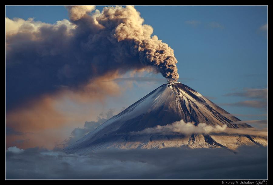 Kamchatka Volcanoes, Russia