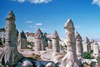 Goreme Valley, Cappadocia, Turkey
