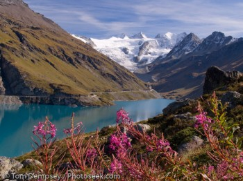 Chamonix – Zermatt Haute Route trek, France to Switzerland