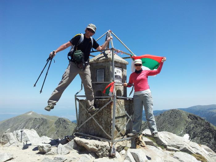 Best hiking in Balkan mountains