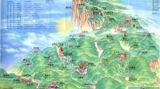 Mt. Emei Map