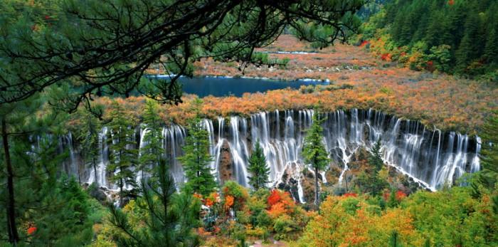 jiuzhaigou_nuorilang_waterfall_9